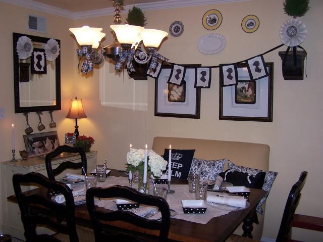 Pride & Prejudice Book Club Diner Party
