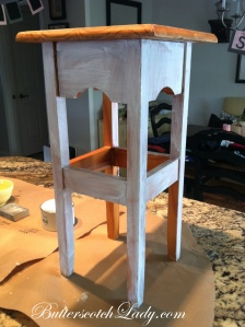 {First coat}